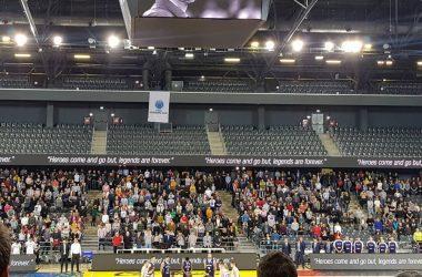 Omagiu adus lui Kobe Bryant la Cluj-Napoca
