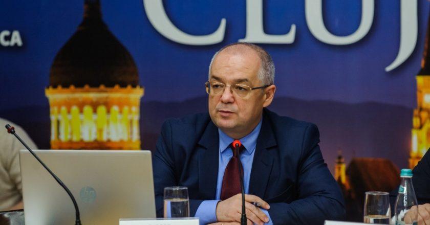 Oficial: Emil Boc va candida pentru un nou mandat de primar al municipiului Cluj-Napoca