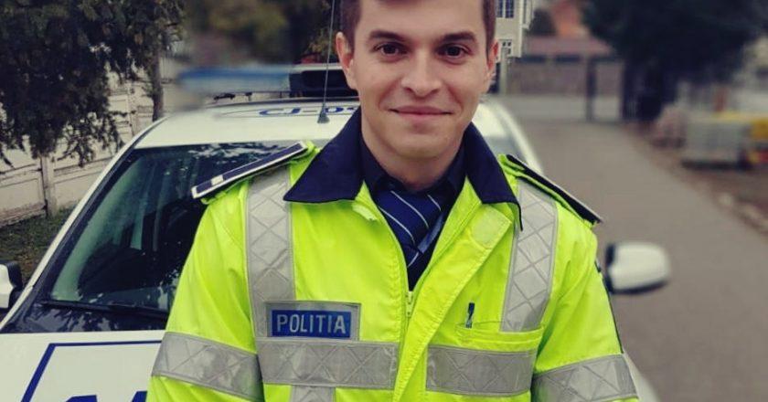 politist erou cluj