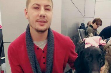 Experienţă umilitoare pentru un tânăr nevăzător din Cluj care a vrut să ajungă acasă cu trenul