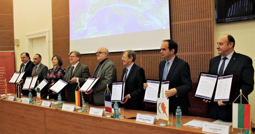 UTCN a găzduit întâlnirea Consorțiului European University of Technology – EUT+