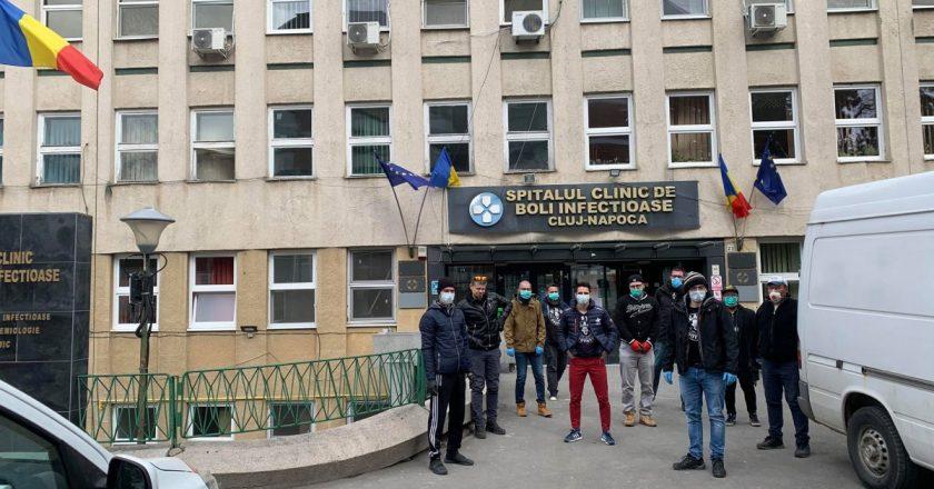 Beard Brothers, Vă ajutăm din Cluj și CERT Transilvania își unesc eforturile pentru a limita răspândirea COVID-19 și a sprijini comunitatea