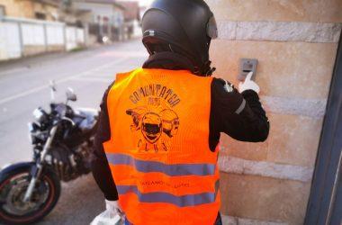 100 de motocicliști din Comunitatea Moto Cluj vor livra medicamente celor aflați la nevoie