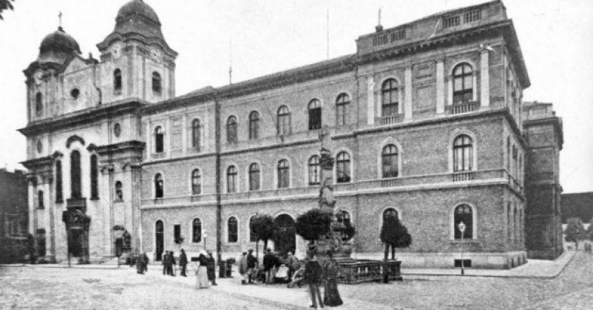 439 de ani de la fondarea primei universităţi din România: Universitatea Babeș-Bolyai Cluj (Academia Claudiopolitana)