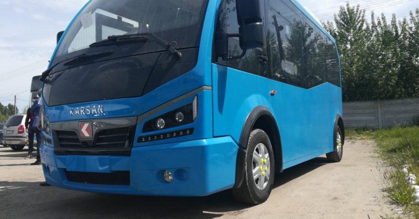 Dej - al treilea oraş din judeţul Cluj în care au fost introduse autobuzele electrice