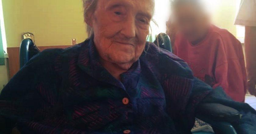 Cea mai în vârstă femeie din România este din judeţul Cluj | Secretul longevităţii: Nu a fost căsătorită niciodată
