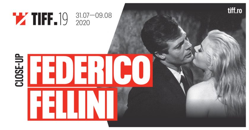 100 de ani de Federico Fellini la TIFF 2020