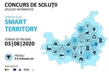 Clujul se pregăteşte să devină primul judeţ SMART din România