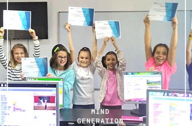 Mind Generation dă startul înscrierilor pentru Școala de Vară de Matematică și Informatică pentru copii