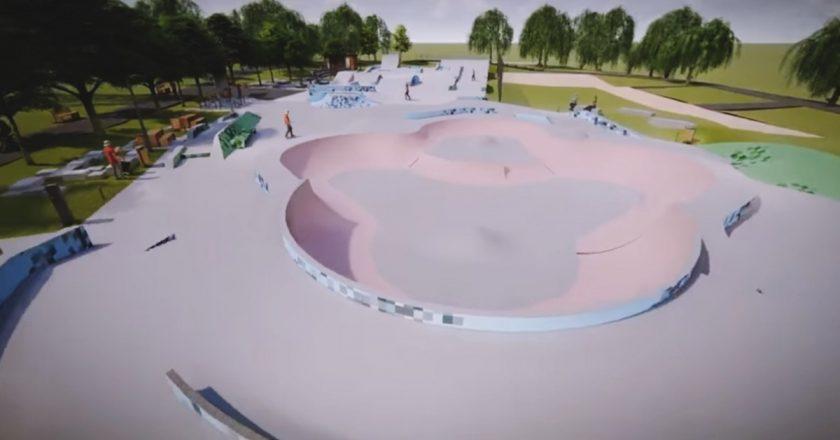 Clujul va avea unul din cele mai moderne skatepark-uri din România