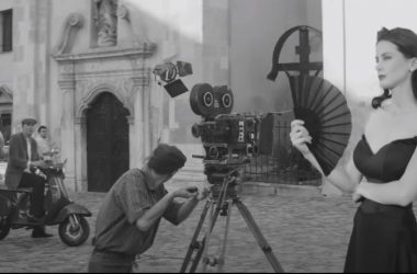 Clujul transformat într-un fermecător platou de filmare old fashion