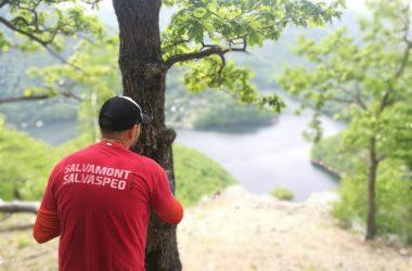 Trasee turistice refăcute de salvamontiștii din Cluj
