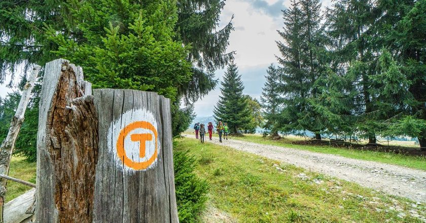 A fost lansată aplicaţia Via Transilvanica