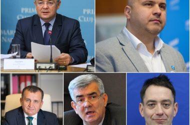 Lista finală a candidaţilor la Primăria Cluj-Napoca