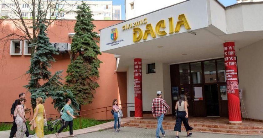 Se redeschid cinematografele Dacia și Mărăști din Cluj-Napoca