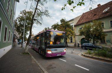 Noi trasee pentru autobuzele școlare din Cluj-Napoca