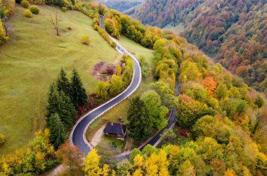 Drumul Mărişel - Măguri Răcătău din judeţul Cluj a fost reabilitat