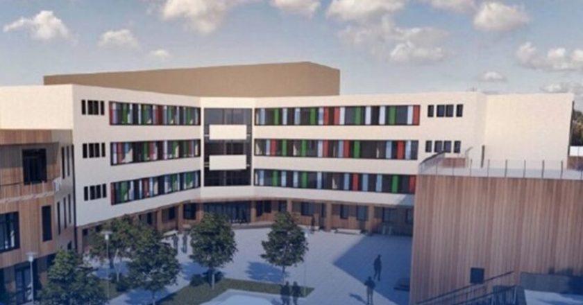 constructie scoala speciala cluj