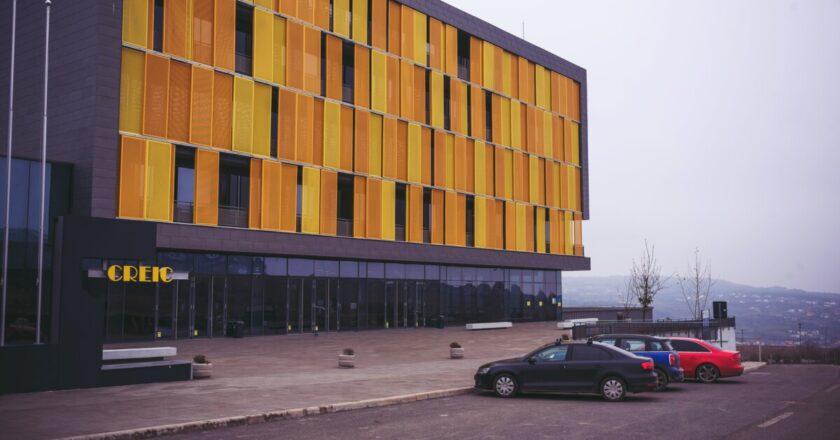 Centrul UBB de Industrii Creative de la Cluj a fost inaugurat