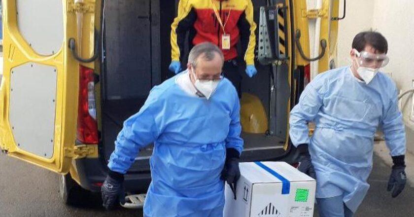 Aproape 30.000 de doze de vaccin anti-COVID-19 au ajuns la Cluj-Napoca