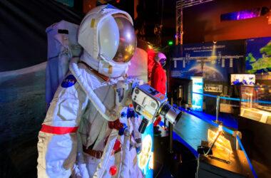 """Expoziția interactivă """"Space in the city"""" - în premieră la Cluj-Napoca"""