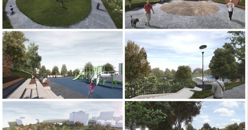 A fost aprobată forma finală a proiectului Parcul Observator din cartierul Zorilor