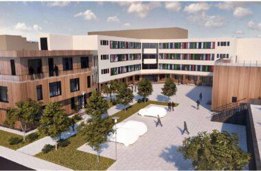 A început la Cluj construcţia celei mai moderne şcoli speciale din România