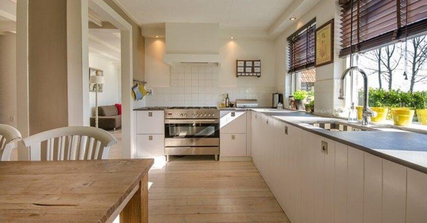 Cum organizezi eficient spațiul din bucătărie