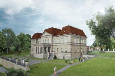 Începe reabilitarea a Castelului Banffy din Răscruci