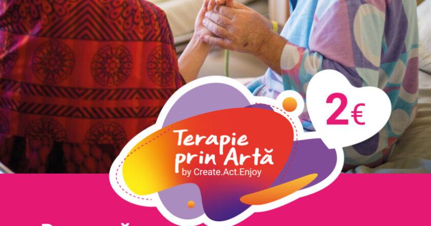 """Proiectul """"Terapie prin Artă"""" se va desfăşura anul acesta în 7 spitale din Cluj, Alba şi Zalău"""