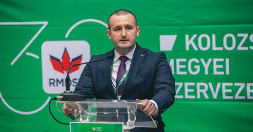 Avocatul Tasnadi Szilard este noul prefect al judeţului Cluj