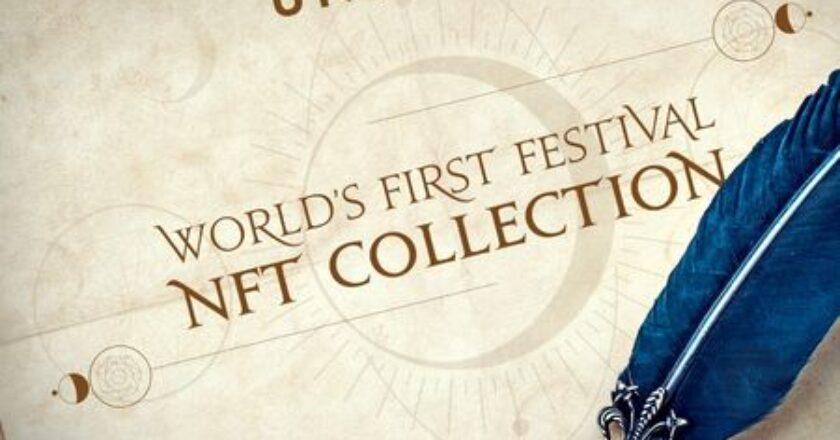 UNTOLD - primul festival din lume care lansează un NFT