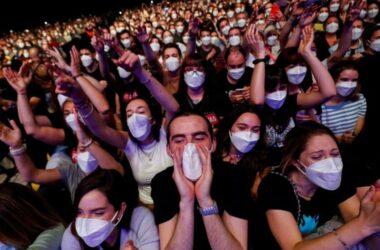 Rezultatele concertului - experiment de la Barcelona: nicio persoană nu s-a infectat cu COVID-19