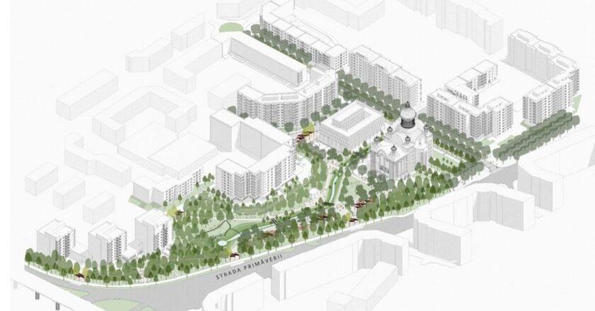 Parcul Primăverii din Mănăștur va fi reamenajat și extins