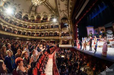 Primul spectacol cu public la Opera Naţională Cluj | Vor avea acces numai persoanele vaccinate