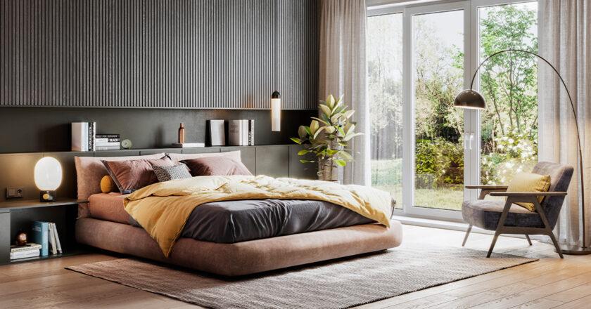 amenajare dormitor