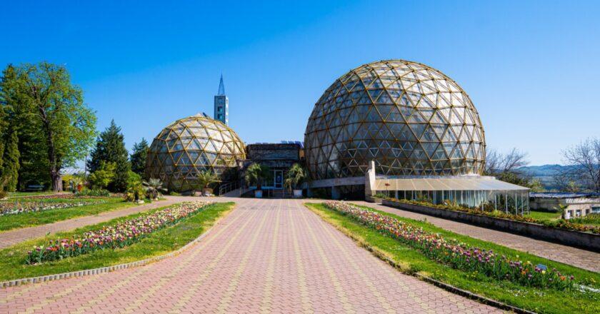 Grădina Botanică din Jibou a fost preluată de UBB Cluj