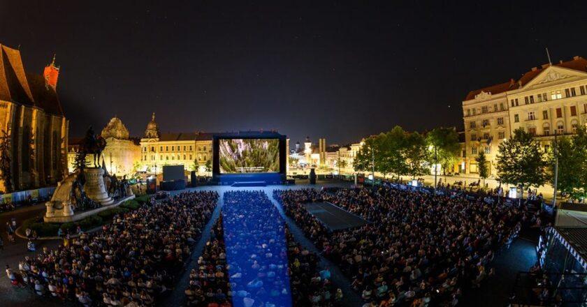 Peste 100.000 de oameni au fost prezenţi la TIFF