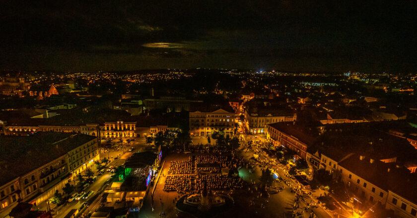 130.000 de oameni au fost prezenţi la Zilele Culturale Maghiare din Cluj