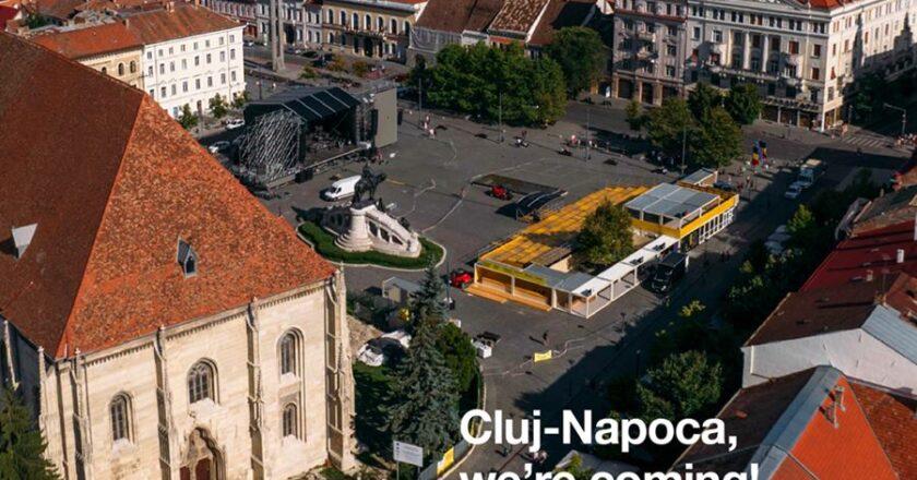 Restricţii de circulaţie pe mai multe străzi din Cluj-Napoca cu ocazia festivalului Electric Castle Special