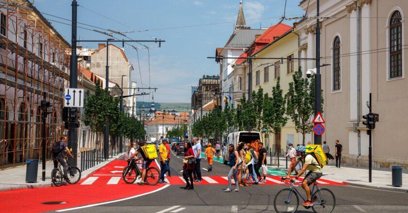 Municipiul Cluj-Napoca intră începând de vineri în scenariul galben.