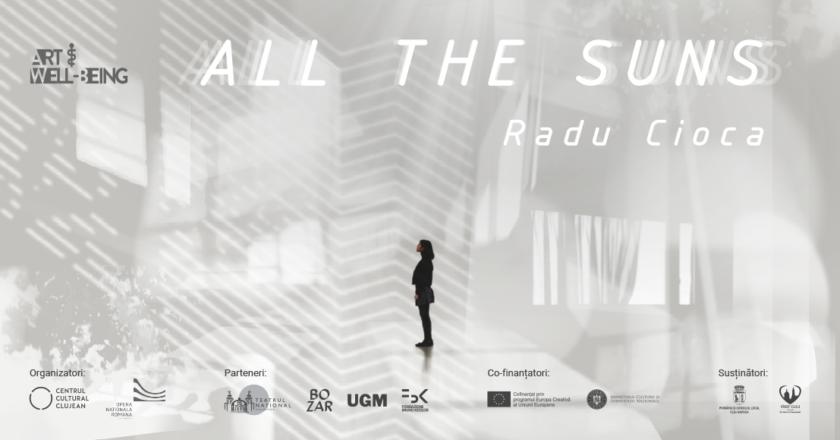"""Expoziția interactivă """"All the Suns"""" deschide stagiunea 2021-2022 a Operei Naționale Române Cluj-Napoca"""
