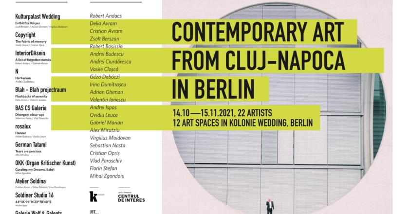Arta Contemporană din Cluj-Napoca ajunge la Berlin