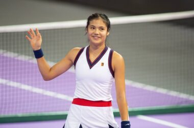 Victorie pentru Emma Răducanu în primul ei meci la Transylvania Open