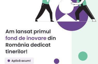 Finanţare de până la 50.000 de euro pentru ideile inovatoare ale tinerilor clujeni