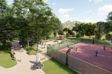 """Parcul """"14 Iulie"""" din cartierul Grigorescu va fi modernizat"""