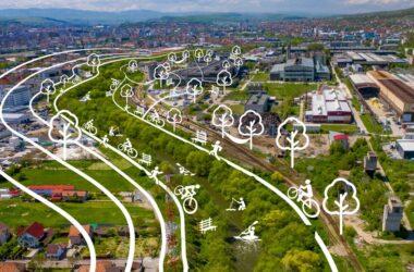 Someș Delivery ajunge în zona industrială a Clujului